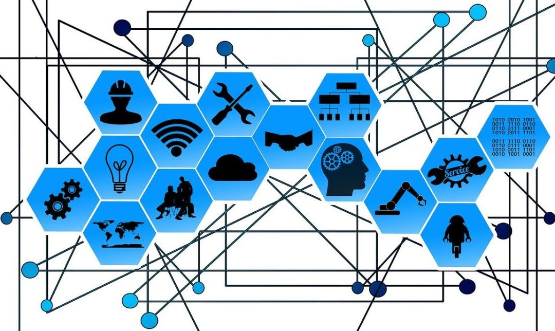 Roboter und Drohnen für die Industrie 4.0